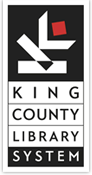 King Co Library logo